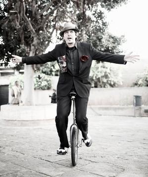 bicicleteando